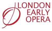 LONDON EARLY OPERA Logo